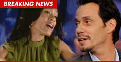 Report That Will Smith Walked in On Jada Pinkett Smith and Marc Anthony