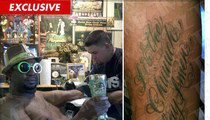 Bishop Don Juan -- Pimpest Tattoo Photos Ever!