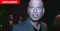 Howie Mandel -- Intruder CONTAMINATED My Home!