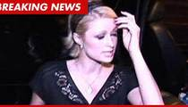 Paris Hilton's Reality Show -- Reportedly CANCELLED