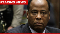 Conrad Murray Jury Will NOT Be Sequestered