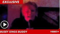 Gary Busey -- Resurrects Buddy Holly ... Through Crappy Karaoke