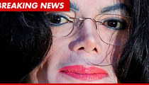 Michael Jackson -- Molestation Talk Banned from Manslaughter Trial