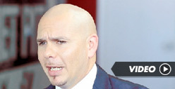 Pitbull SHOCKED By LiLo Suit -- I Was Trying to Keep Her Relevant