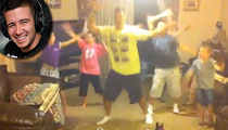 Vinny from 'Jersey Shore' Shares Adorable Dance Video