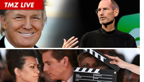 TMZ Live -- Donald Trump Interview: Steve Jobs 'Almost' Irreplaceable