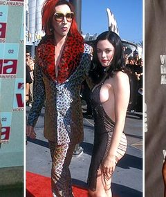 Wild Outfits from MTV Video Music Awards&#039; Past
