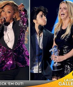 Most Memorable Moments From the 2011 VMAs