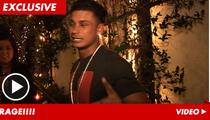 Pauly D -- PISSED Over Hollywood Walk Of Fame Ban