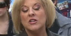 "Nancy Grace To Face Judges ... On ""DWTS"""