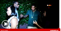 LeBron and Carmelo -- The Double Dinner Date