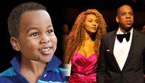 Beyonce's Fetus -- If I Were a Boy ...