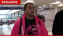 Chris Brown -- I Want to REWARD My Rolex-Returning Fan!