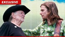 Willie Nelson's Son -- Sorry Officer, No Drugs Here!