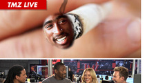 TMZ Live 8/31/11: 'Dancing with the Stars' Duo Ron Artest and Peta Murgatroyd