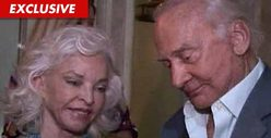 Buzz Aldrin Divorce -- We Used To Hang with Kings and Queens!