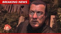 Steven Seagal -- I'm NO Puppy Killer!!!