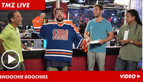 Kevin Smith -- 'I Would Totally Smoke Thor!'