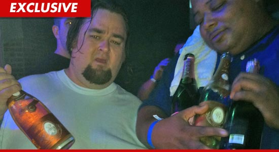 pawn stars badass austin chumlee russell made one hell of a birthday
