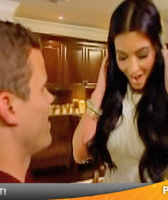 Video: Watch Kris Humphries&#039; Proposal to Kim Kardashian