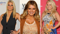 Jessica Simpson on Reduction Rumors: I LOVE MY BOOBIES!!