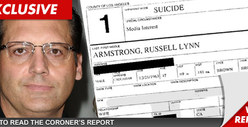 Russell Armstrong -- The Gruesome Coroner&#039;s Report