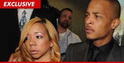 "T.I.'s Wife: He's the Victim of a ""Personal Vendetta"""