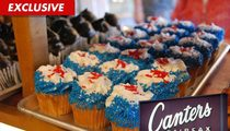 Famous L.A. Deli -- Free Cupcakes on 9/11 for Those in Uniform