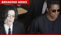 Jermaine Jackson -- Family Was Ready to Help Michael Flee If Convicted of Child Molestation
