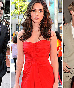 Toronto Film Festival: All the Hot Weekend Sightings!
