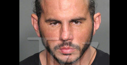 Matt Hardy DUI -- Second Mug Shot's a Charm