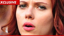 Scarlett Johansson -- Tapping FBI Over Nude Photo Leak