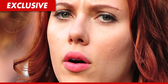 Scarlett Johansson appears to be the latest victim of a nude photo HACKER ...