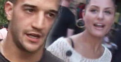 Mark Ballas and Pia -- NOOOOOO!!!!!!