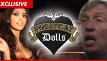 Kim K -- Calling the Shots for New 'Pussycat Dolls' Show