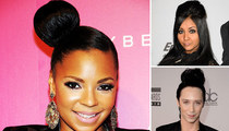 Ashanti Goes Poof!