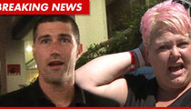 Matthew Fox -- No Criminal Charges for Alleged Party Bus Fight