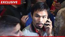 Manny Pacquiao House Burglarized
