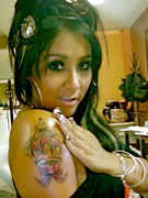 Snooki Gets Inked: See Her New Tattoo