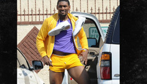 Metta World Peace -- You're Not Crazy, But We Can See You're Nuts!