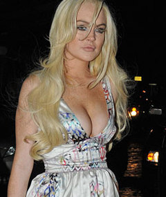 Exclusive: Lohan 'Distressed' By Bad Girl Reports