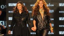 Beyonce's Neckline Takes the Plunge!