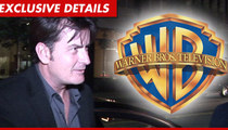 Charlie Sheen -- Days Away from Settling with Warner Bros