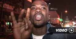 Ray J -- Dragged Out By Cops After Vegas Club Spat [VIDEO]