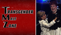 Gloria Allred -- Transgender Dance Party for Chaz Bono