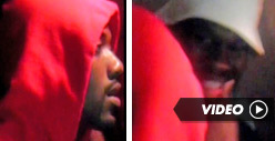 Ray J vs. Fabolous -- Vicious Club Fight Footage ... and 50 Cent Is the Ringleader
