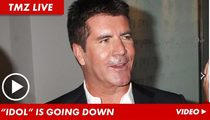 "Simon Cowell: I Want to Beat ""American Idol"""
