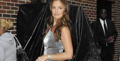 Minka Kelly -- Look With Your Eyes, Not With Your Hands