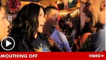 Bristol Palin Attacked By Heckler -- 'Your Mother's a Whore!'