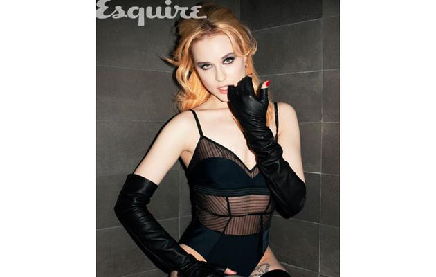 Evan Rachel Wood Tells Esquire She's Bisexual